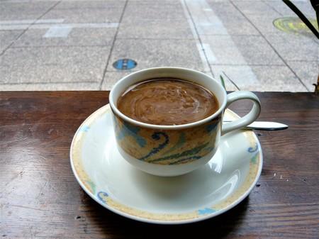 カルディコーヒー+ミルク8.JPG